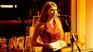 Die Nacht der Drachenfliege @ Periplaneta Literaturcafé Berlin
