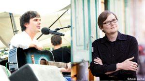 Lesung & Konzert: Christoph Theussl und Michael Bittner @ Periplaneta Berlin