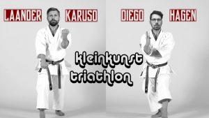 Kleinkunst Triathlon: Laander Karuso vs. Diego Hagen @ Periplaneta Berlin