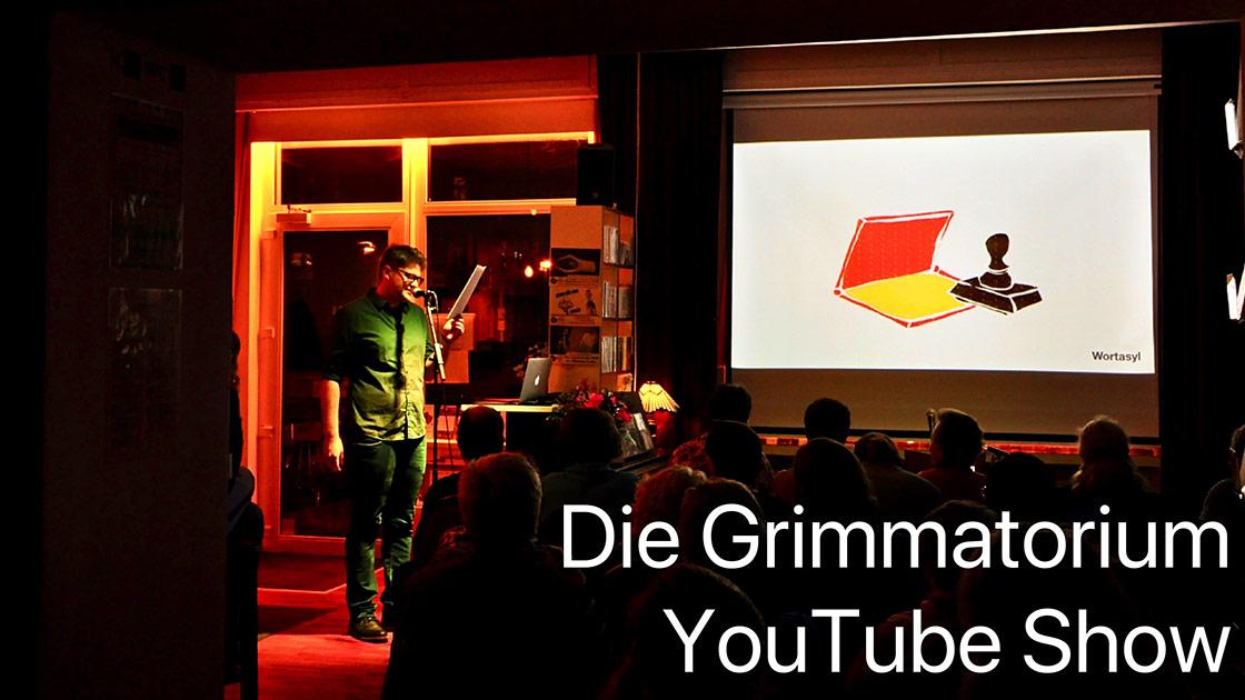 Ralph Mönius: Grimmatorium
