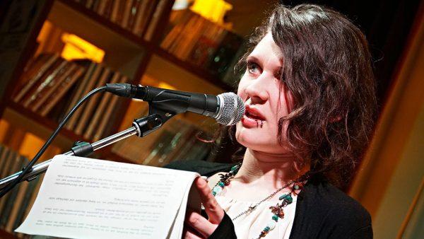 Jane Steinbrecher bei Vision & Wahn im Periplaneta