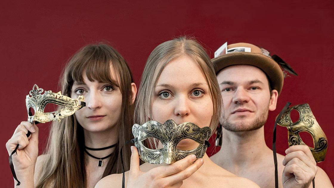 Swantje Niemann, Nicole Altenhoff, Caspar Pan: Drúdir