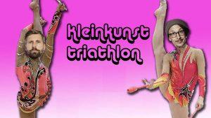 Kleinkunst Triathlon: Bastian Mayerhofer vs. Laander Karuso @ Periplaneta Berlin