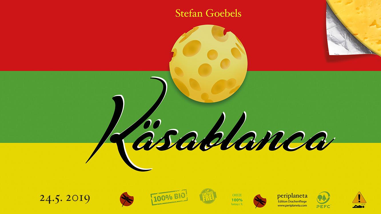 """STEFAN GOEBELS: """"Käsablanca"""" -periplaneta"""