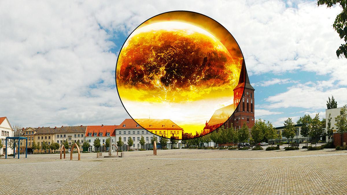 "DANIEL MARSCHALL: ""Tontatiuh oder Apokalypse in Pasewalk"""