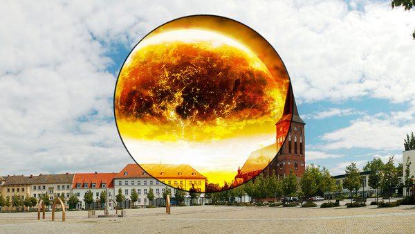 Buchpremiere: TONATIUH oder Apokalypse in Pasewalk