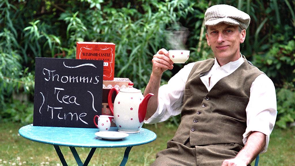 Thommis Teatime -periplaneta