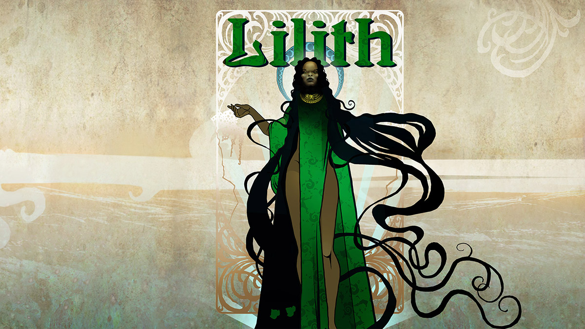"""Lilith"" by Holger Much - periplaneta"