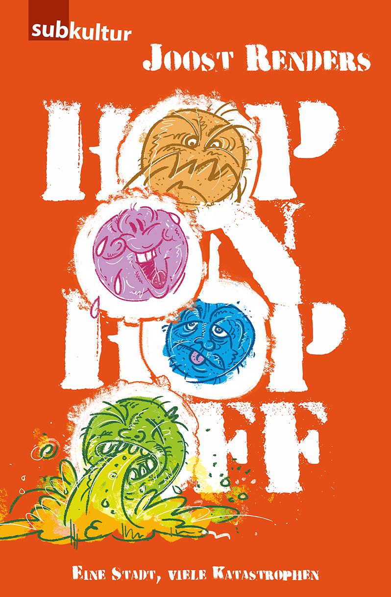 """Joost Renders """"Hop On Hop Off"""" - periplaneta"""