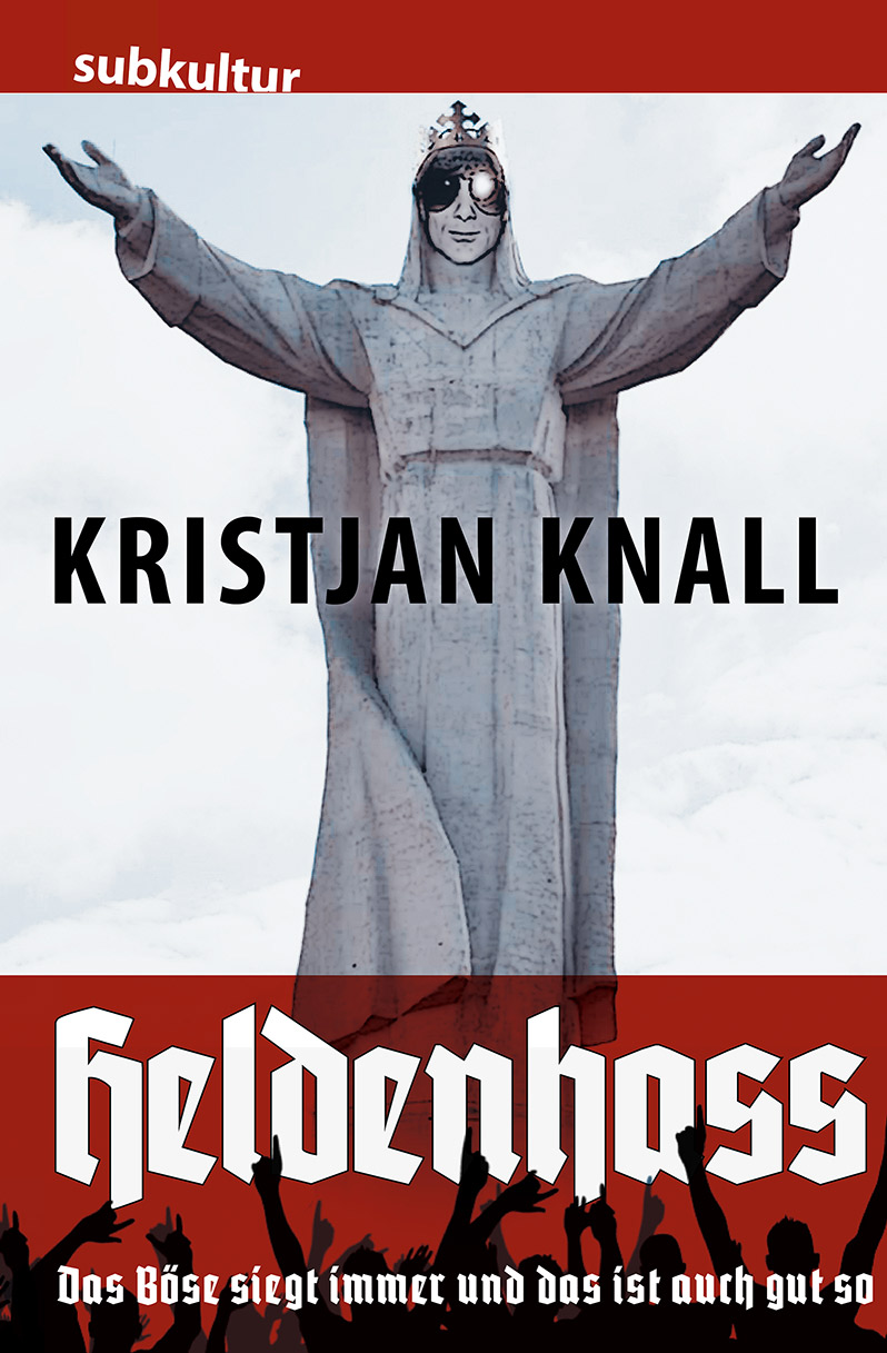 Heldenhass - Kristjan Knall - periplaneta