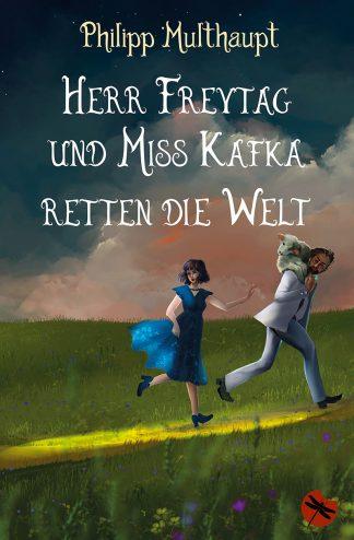 PHILIPP MULTHAUPT: Herr Freytag und Miss Kafka - periplaneta