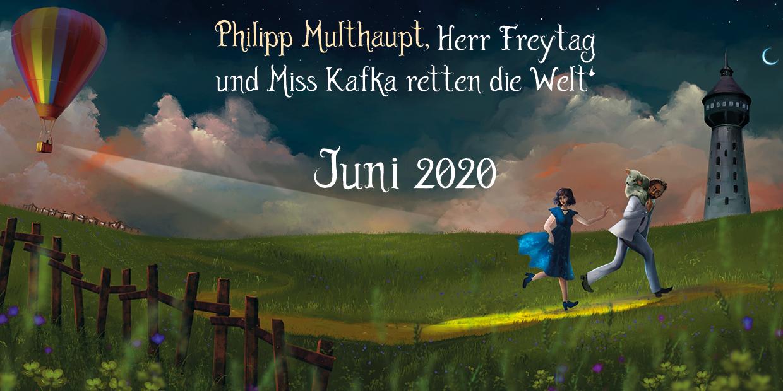 Herr Freytag und Miss Kafka