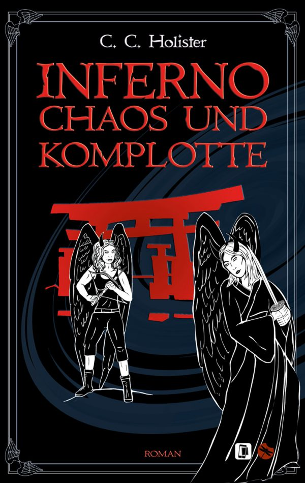 "C. C. HOLISTER: ""Inferno, Chaos und Komplotte"" - periplaneta"