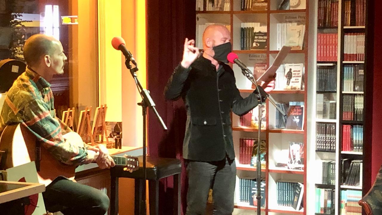 Matthias Niklas und Mathias Wildenbruch
