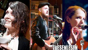 TresenLesen: Ava Sergeeva, Jane Steinbrecher & Tom Nils @ Periplaneta
