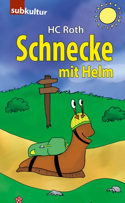 "HC ROTH: ""Schnecke mit Helm"" - periplaneta"
