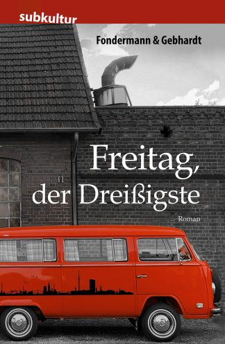 Fondermann Gebhardt Freitag Cover periplaneta