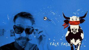 Lesung: Falk Fatal + Alex Gräbeldinger @ Buchhandlung Sequential Art